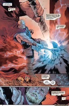 The Unworthy Thor (2016-) 5 Page 4