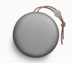 Te new super-portable wireless speaker of bang and olufsen, beoplay A1