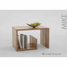 Features: • The unique coffee table in a baltimore walnut MDF finish• Modern Coffee table, bring the joy of Art Deco into your home• This table has been construct...