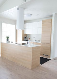 Kitchen Dinning, Home Decor Kitchen, Kitchen Interior, Plywood Kitchen, Kitchen Rules, Modern Kitchen Design, Cool Kitchens, Kitchen Remodel, Sweet Home