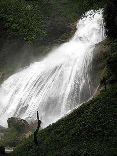 Cascada Chichel, Santa María Nebaj, Quiche.