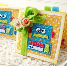 Eeek! Andrea's card is SOOOOO adorable!!