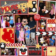 Template: Pocket Perfect Volume 4 (Kellybell Designs) Kits: Just Mickey (Kellybell Designs), Just Mickey Pocket (Kellybell Designs), Just Mickey Tags & Flairs (Kellybell Designs), Just Mickey Journal Cards (Kellybell Designs), Just Mickey Word Art (Kellybell Designs)