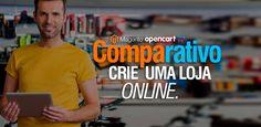 OpenCart x Magento Comparativo –  Crie uma loja online que se adapta ao seu negócio Baseball Cards, Lets Try, Tips