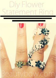 Learn how to make this statement ring.