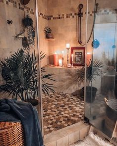 I take the affordable method for de-focusing on consistently. I refurbished my washroom in the most loosening up way boho bathroom that could… Bathroom Goals, Boho Bathroom, Bathroom Ideas, Bohemian Interior, Bohemian Decor, Bohemian Gypsy, Bohemian Living, Home Interior Design, Interior Decorating