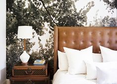 The Fresh Way to an Accent Wall (and No, It Has Nothing to Do With Paint)