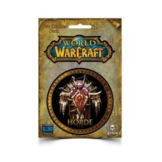 J!NX : World of Warcraft Horde Cutout Sticker