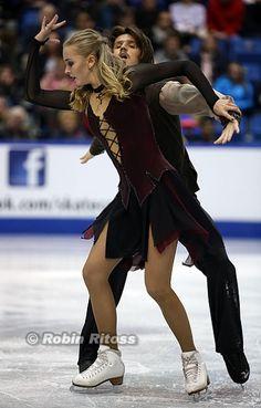 Alexandra Stepanova & Ivan Bukin (RUS)