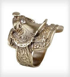 Saddle Ring by Robynn Molino Design on Scoutmob Shoppe