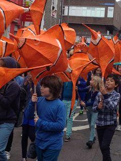 Brighton Festival Parade