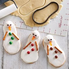 Melty the Snowman - The Pampered Chef®