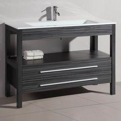"""48"""" Single Modern Bathroom Vanity"""