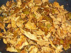My HCG Recipes: Chicken Chinese Stir-Fry