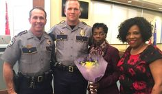 A Baton Rouge grandmother is being called a Good Samaritan after she plunged into the middle of a life-or-death struggle between a cop and bad guy, saving the officer's life. Vickie Williams-Tillma…