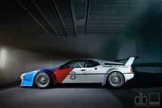 Untitled — tunedandracecars: Bmw M1 Procar