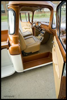 1956 Chevy 3100 I shot in Denver