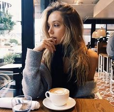 Girl, coffee, and alexis ren image Selfies, Cafe Pictures, Restaurant Pictures, Pause Café, Coffee Girl, Sexy Coffee, Insta Photo Ideas, Instagram Photo Ideas, Foto Pose