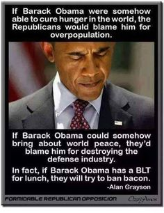 """Republicans hate Obama more than they """"love"""" America"""
