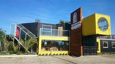 Santuário do Chopp: uma choperia em container no Paraná