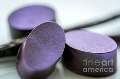 Amethyst Chocolate - By Sabine Edrissi-bredenbrock Photograph by Sabine Edrissi - Amethyst Chocolate - By Sabine Edrissi-bredenbrock Fine Art Prints and Posters for Sale fineartamerica.com