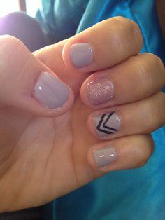 My new Shellac nails <3