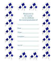 Free Printable Graduation Party Templates | Printable Graduation ...