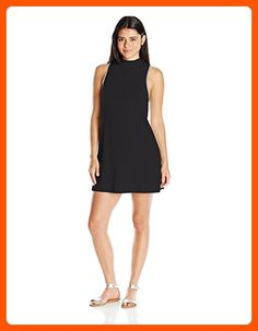 Roxy Juniors Eye on Summer Knit Dress, True Black, X-Large - All about women (*Amazon Partner-Link)