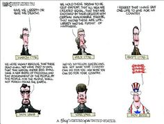 Political Cartoons by Michael Ramirez .how sad to see our country come to this. Political Cartoons, Funny Cartoons, Funny Memes, World History Lessons, History Books, Quotable Quotes, Sad Quotes, Ramirez Cartoons, Black History Inventors