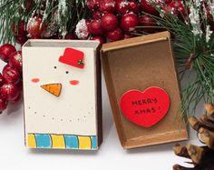 deer merry christmas matchbox - Поиск в Google
