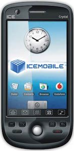 Icemobile Crystal Device Specifications | Handset Detection