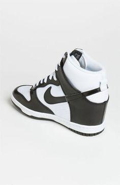 new style e4dab 23f3e Nike Dunk Sky Hi Wedge Sneaker (Women)
