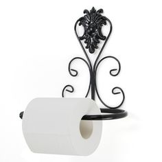 Винтаж Классическая Утюг Туалетная Бумага Полотенце Держатель Рулона Ванная Комната Настенное Крепление Стойки