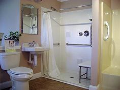 Camden Enterprises is happy to serve customers in the Frankford, Delaware area by providing walk in tubs, walk in showers and luxury bathroom renovations. We can install several types of showers and bathtubs and assist you in creating your dream bathroom.