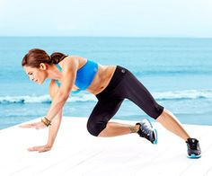 Hip Heist: work your entire upper bod, abs and butt.