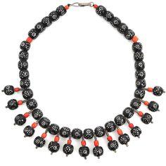 Mauritanian Prayer Bead Necklace