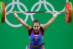 Olympics 2016 - Gold medal for Thailand ..Thai girl..!!