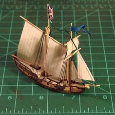 War Artisan's Workshop - 1:300 Scale Cardstock Model Ships - free PDF download