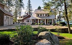 Dream lake house :-)