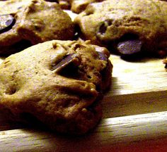 Kealy's Chewy Chocolate Chip Cookies #vegan