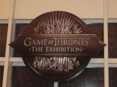 "[Eu Fui] Game of Thrones - The Exhibition (RJ) // Aconteceu na semana passada, de 05 a 09 de abril de 2014, no Rio de Janeiro, a ""Game of Thrones - The Exhibition"". Acompanhe no blog Romantic Girl como foi."