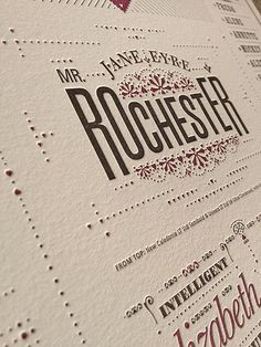 Images of Poster - Typographic Matchmaking