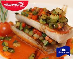#TipsVitamar Para que tu pescado esté más tierno, antes de cocinarlo hay que dejar marinar los filetes en un recipiente con leche y yogur.