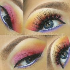 Inspired by beautiful sunsets  - @ imeesitchon
