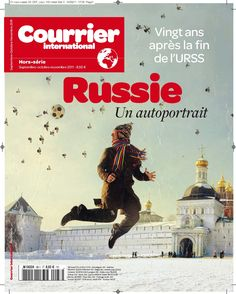 "Cover Media ""Courier International"""