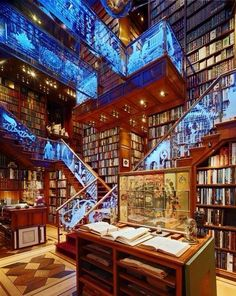 The Walker Library of the History of Human Imagination. Private library for Jay Walker, Stamford, Connecticut.