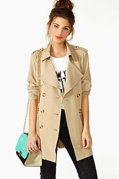 749b9eb65100 90 Best Trench Coat Chic images in 2019   Trench coats, Fall winter ...