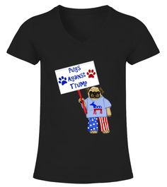 # Pugs Against Trump Unisex T Shirt, .  Buy Pugs Against Trump T Shirt unisex ,hoodies etc100% satisfaction guaranteedHigh quality designfollow us for more,Thanks :),Follow us on pinterest: https://www.pinterest.com/bj_tees/ Like us on facebook: https://www.facebook.com/bjtees/Whatsapp: +923430212673Feel free to contact us if you want custom design tshirts for example your name on t shirts, hoodies, mugs, keychainsetc.Kind Regards,BJ Tees