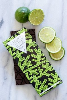 Compartes x Kelly Wearstler TEQUILA LIME Chocolate