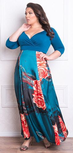 24 Plus Size Long Wedding Guest Dresses {with Sleeves} – Alexa Webb - Plus Size Long Dresses, Plus Size Wedding Guest Dresses, Plus Size Gowns, Evening Dresses Plus Size, Wedding Dresses, Maxi Dresses, Gowns With Sleeves, Plus Size Fashion For Women, Trends